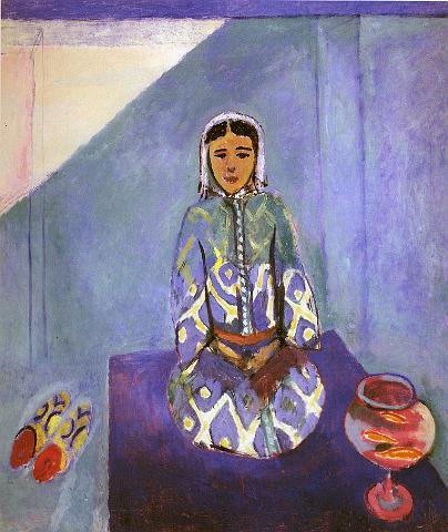 Le poisson rouge de Matisse : exploitation