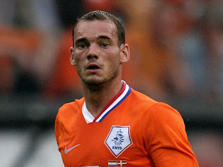 Wesley Sneijder - www.jurukunci.net