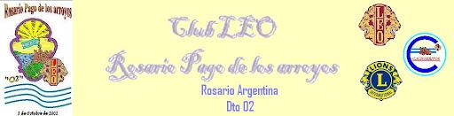 CLUB LEO ROSARIO PAGO DE LOS ARROYOS