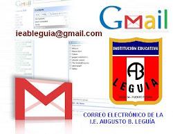 Correo Electrónico de la I.E. Augusto B. Leguía
