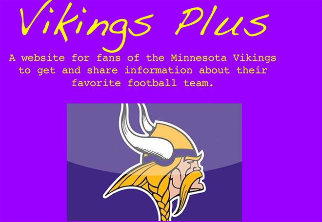 Vikings Plus