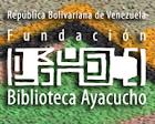 BIBLIOTECA AYACUCHO
