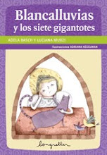 Blancalluvia y los siete gigantotes