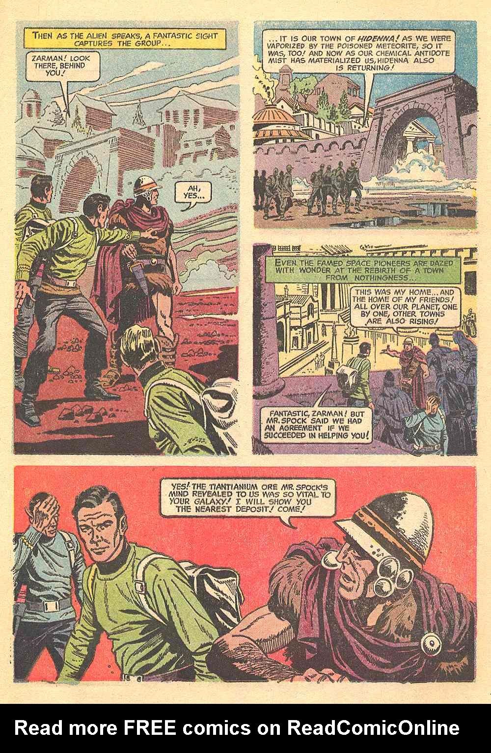 Star Trek (1967) Issue #4 #4 - English 20