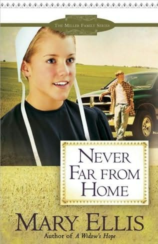 never far Emma Miller is a young Amish girl turning sweet sixteen.
