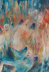 Desata a los cuatro ángeles que están atados junto al gran río Éufrates (Apocalipsis Cap. 9:14).