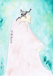 Lü-Tung-Pin, protector de los barberos