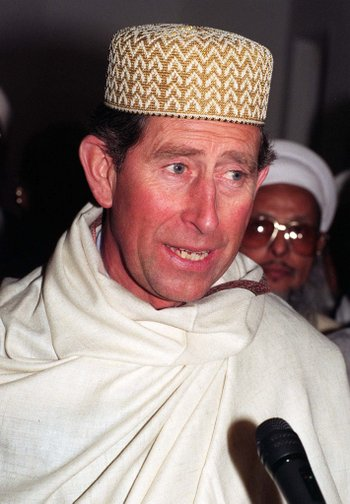 Welcome To Trigger: Prince Charles Thinks We Should Follow Islamic ...