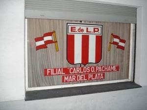 """CLUB ESTUDIANTES DE LA PLATA - FILIAL MAR DEL PLATA """"Carlos O. Pachamé"""""""