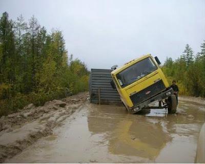 el top 5: las carreteras mas peligrosas del mundo