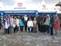 Foto Dokumentasi Silaturahmi Mahasiswa Kobar ke Rumah Kediaman Bupati Kobar, Bpk Ujang Iskandar