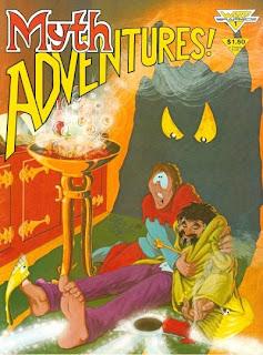 MythAdventures #1