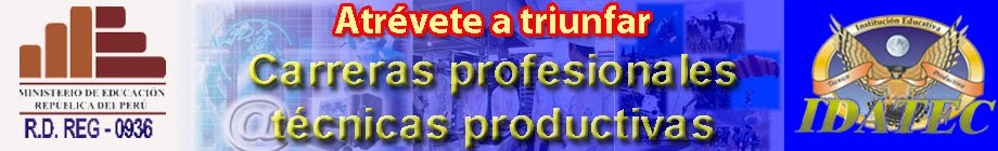 carreras profesionales IDATEC