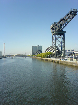 River Clyde From Squinty Bridge