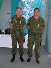 General Salvador e Comandante Pedrosa