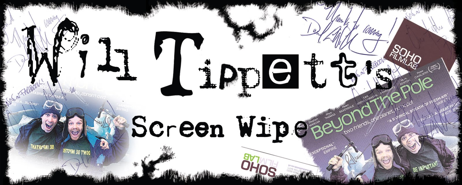 Will Tippett's Screen Wipe
