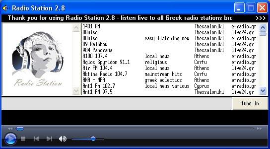 Radiostation 2.9 - tο ελληνικό ραδιόφωνο με ένα