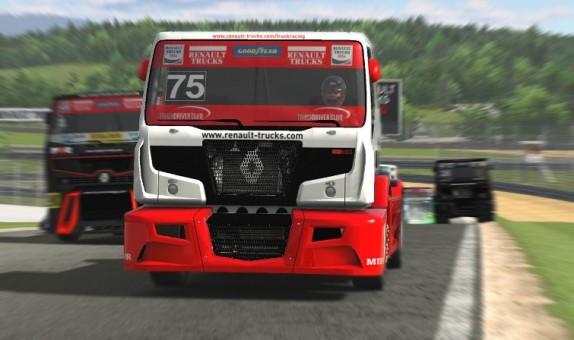 Truck racing από τη renault trucks είναι ένα δωρεάν