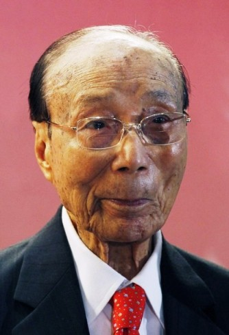 Karl Ufert's Blog: Sir Run Run Shaw Happy 103rd Birthday