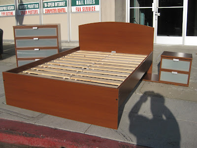 ikea bedroom set on Uhuru Furniture   Collectibles  Sold   Ikea Bedroom Furniture