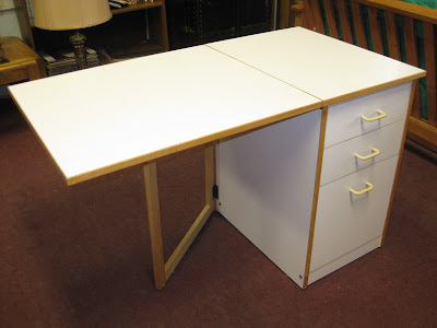 how to make a fold out table