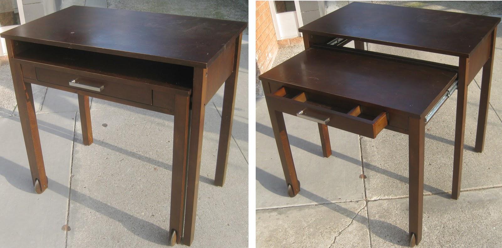 Merveilleux SOLD   Retractable Desk   $125
