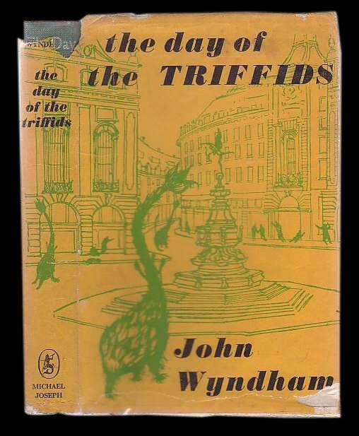an analysis of the day of the triffids written by john wyndham If you only know about the day of the triffids from watching the 1963, steve sekely film, you are definitely missing something by ignoring the novel.