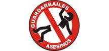 ¡NO A LOS GUARDARRAILES!