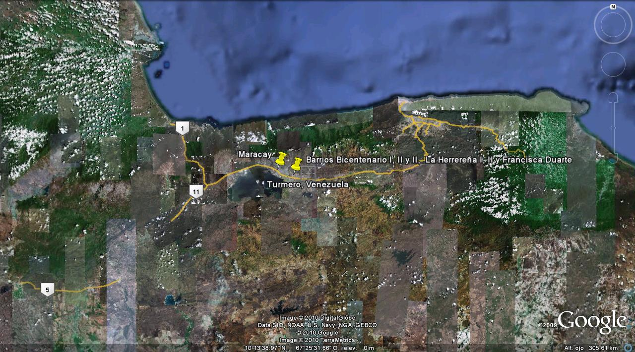 HISTORIAS DE MARACAY BARRIO FRANCISCA DUARTE MARIO ESTADO ARAGUA