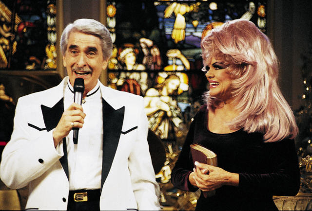 What is PAUL AND JAN CROUCH SEPARATED.