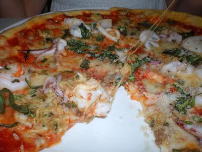 romagna water dog. Emilia-Romagna -- pizza.