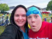 Triathlon with Julie