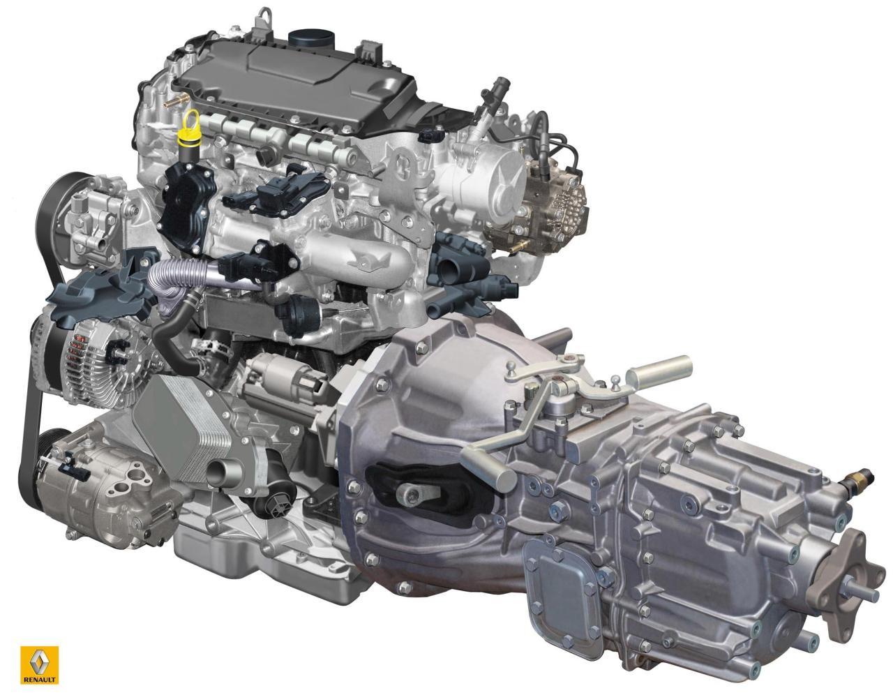 Revista Coche: Renault presenta su nuevo motor 2.3 dCi y ...