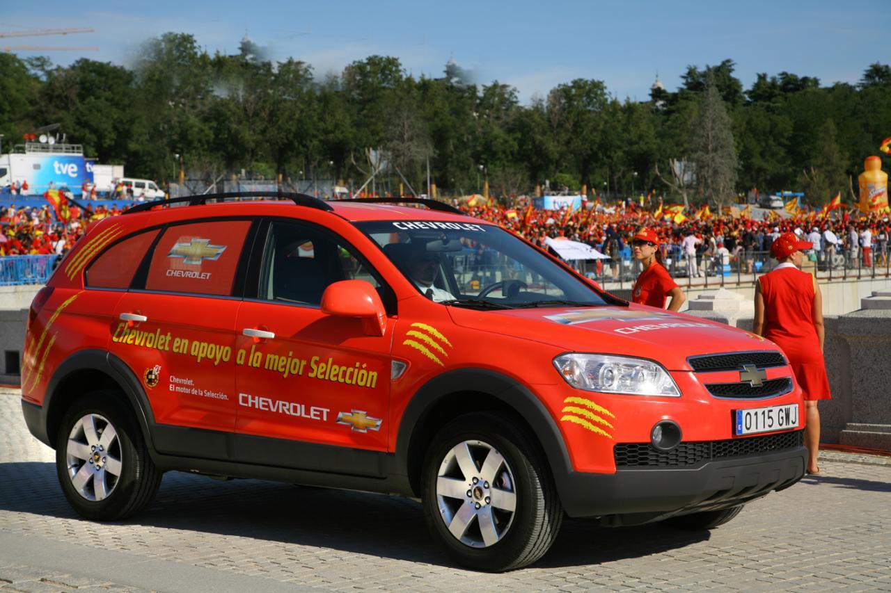 Coches Chevrolet Revista Coche Chevrolet Con