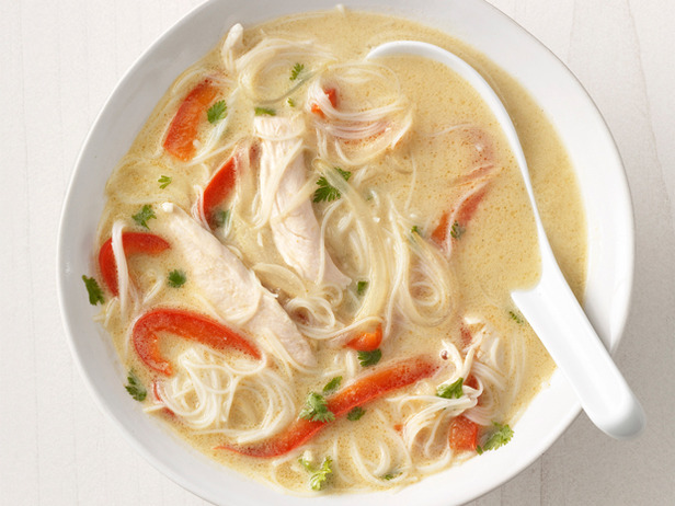 Our Little Circus: Thai Chicken Soup
