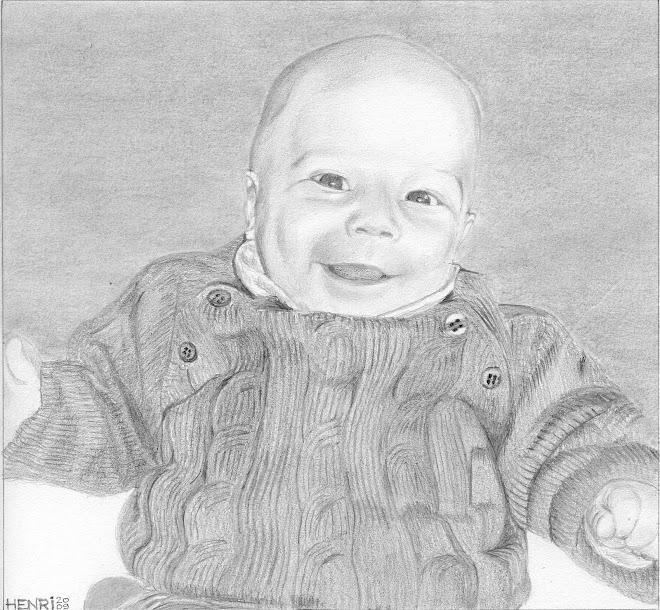 Nolann à 12 semaines (fils de Soraya et Yann)