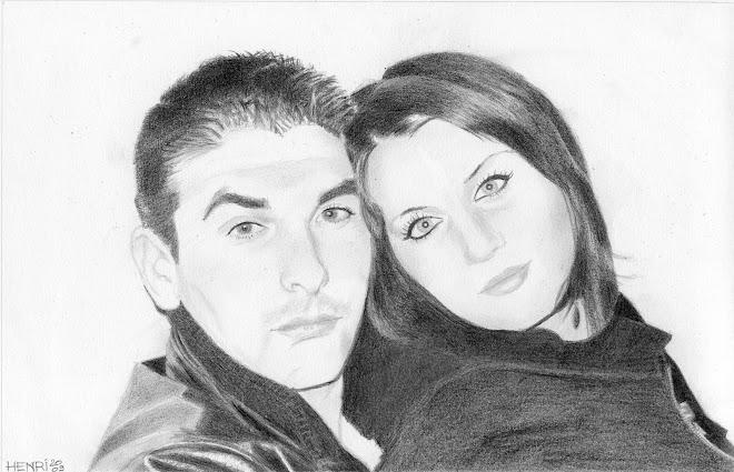 Jonathan et Mathilde