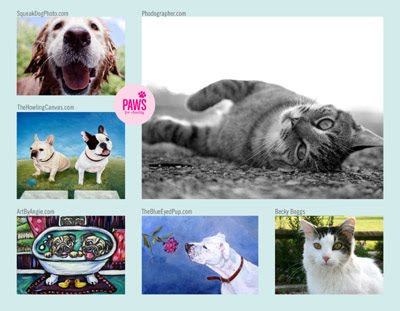 2011 Paws For Charity calendars