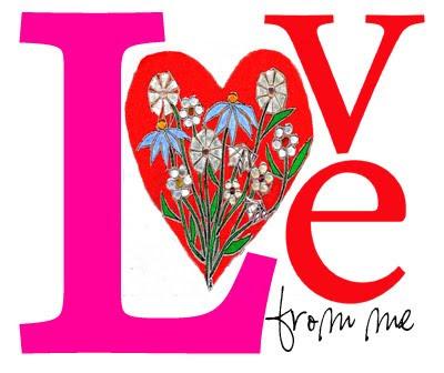SHarley Studio: Logo - Love From Me