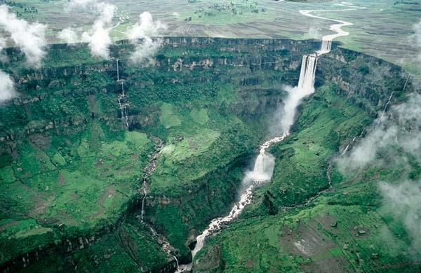 Nile River On World Map GEOGAROUNDTHEWORLD: A ...