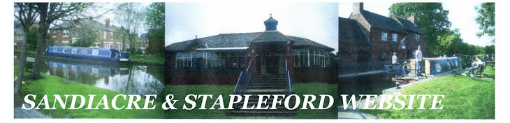 SANDIACRE & STAPLEFORD WEBSITE