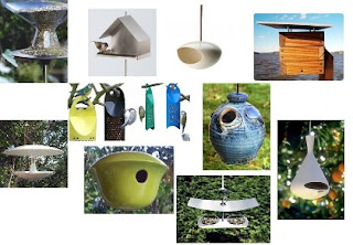 Top Ten: Modern Bird Feeders and Houses