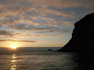Darwin island & arch