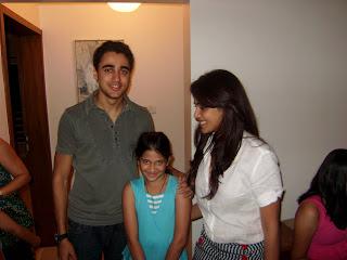 Genelia and Imran