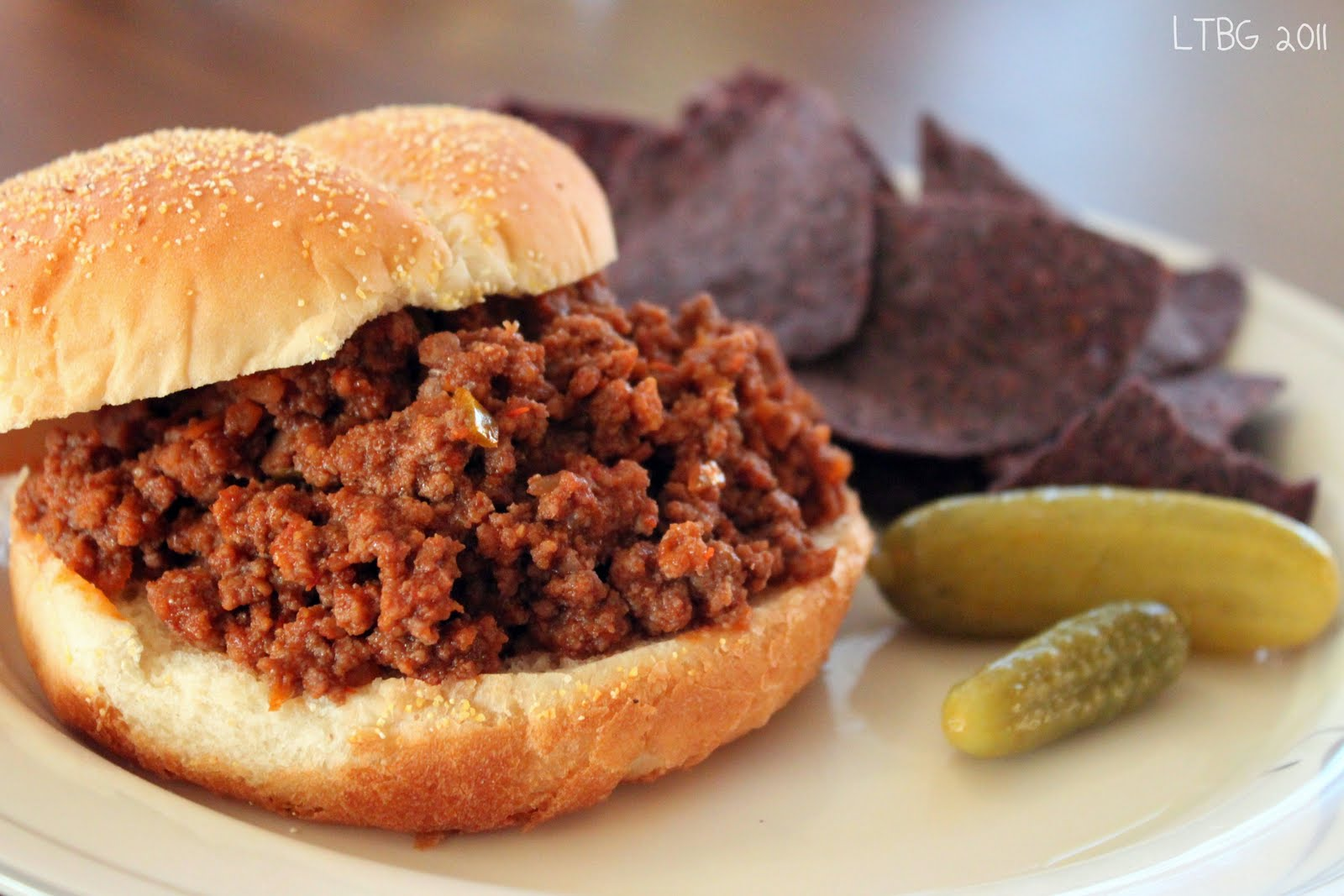 Lick The Bowl Good: Sloppy Joe, Slop, Sloppy Joes