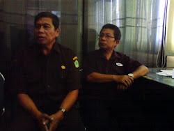 kunjungan ke stasiun TVRI Riau