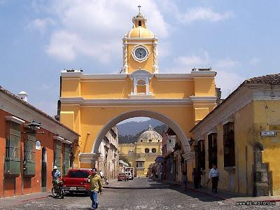 Guatemala turismo
