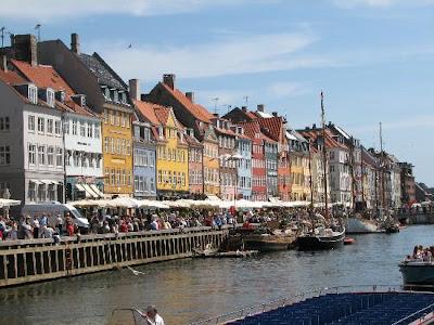 Dinamarca Copenhague