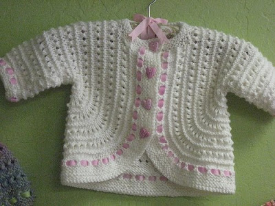 Hand Knit Baby Sweaters Design Hand Knitted Sweater