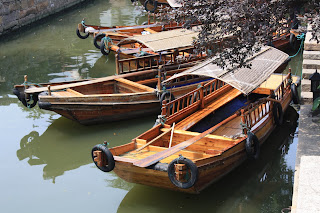 tongli boat @ shanghaid away